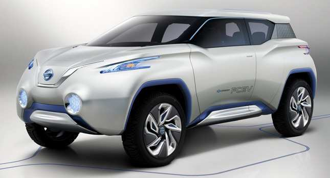 82 Gallery of Xterra Concept Price with Xterra Concept