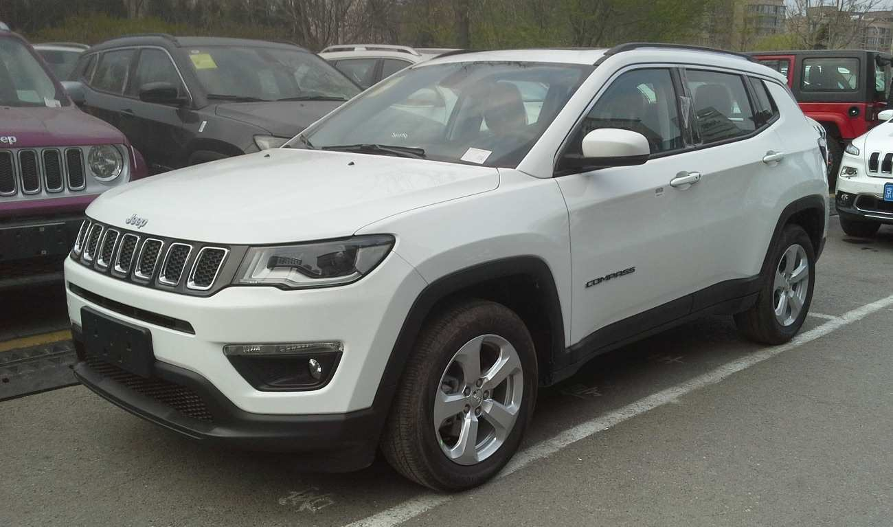 83 All New Jeep Compass Release Date First Drive for Jeep Compass Release Date