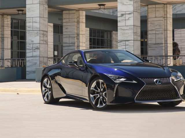 84 All New 2019 Lexus Lf Lc Performance and New Engine by 2019 Lexus Lf Lc