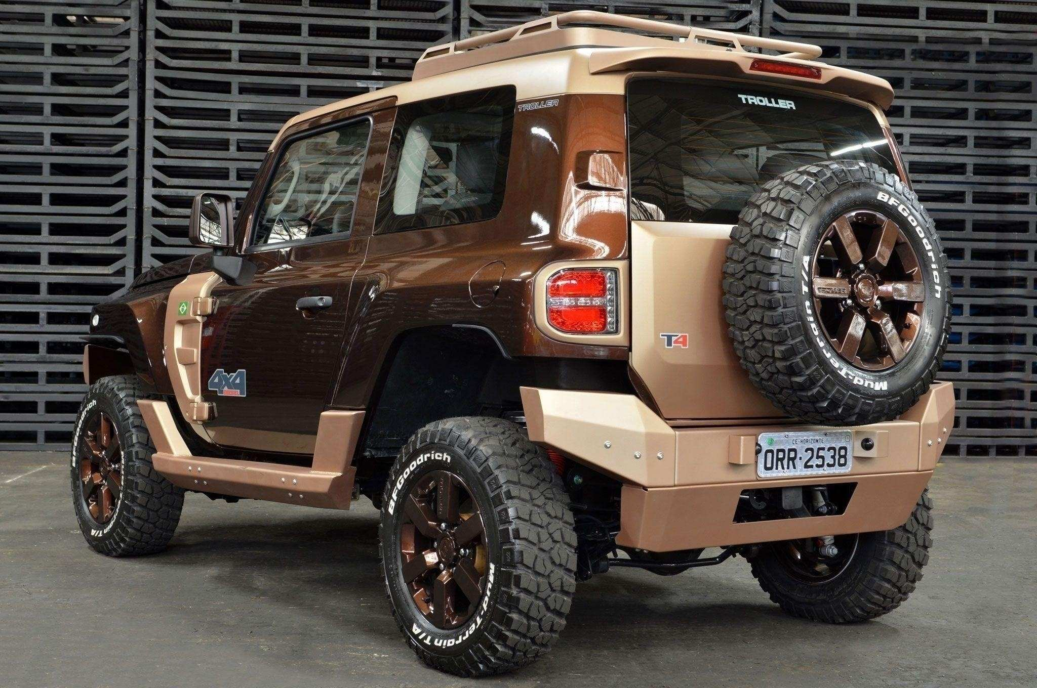 85 Concept of 2019 Ford Troller T4 Style by 2019 Ford Troller T4