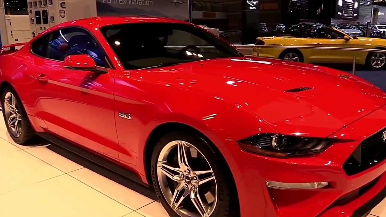 85 Great 2019 Mustang Mach 1 Specs by 2019 Mustang Mach 1