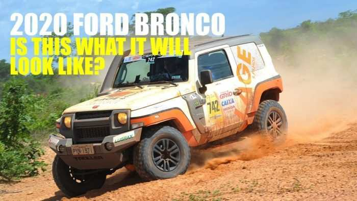 85 The 2019 Ford Troller T4 Redesign and Concept by 2019 Ford Troller T4