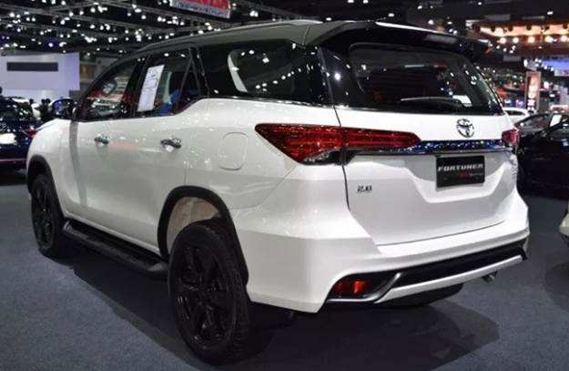 86 Great Toyota Fortuner 2020 Research New by Toyota Fortuner 2020
