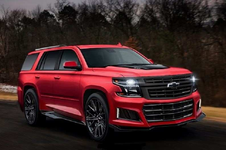 86 The 2020 Chevy Tahoe Concept Specs for 2020 Chevy Tahoe Concept