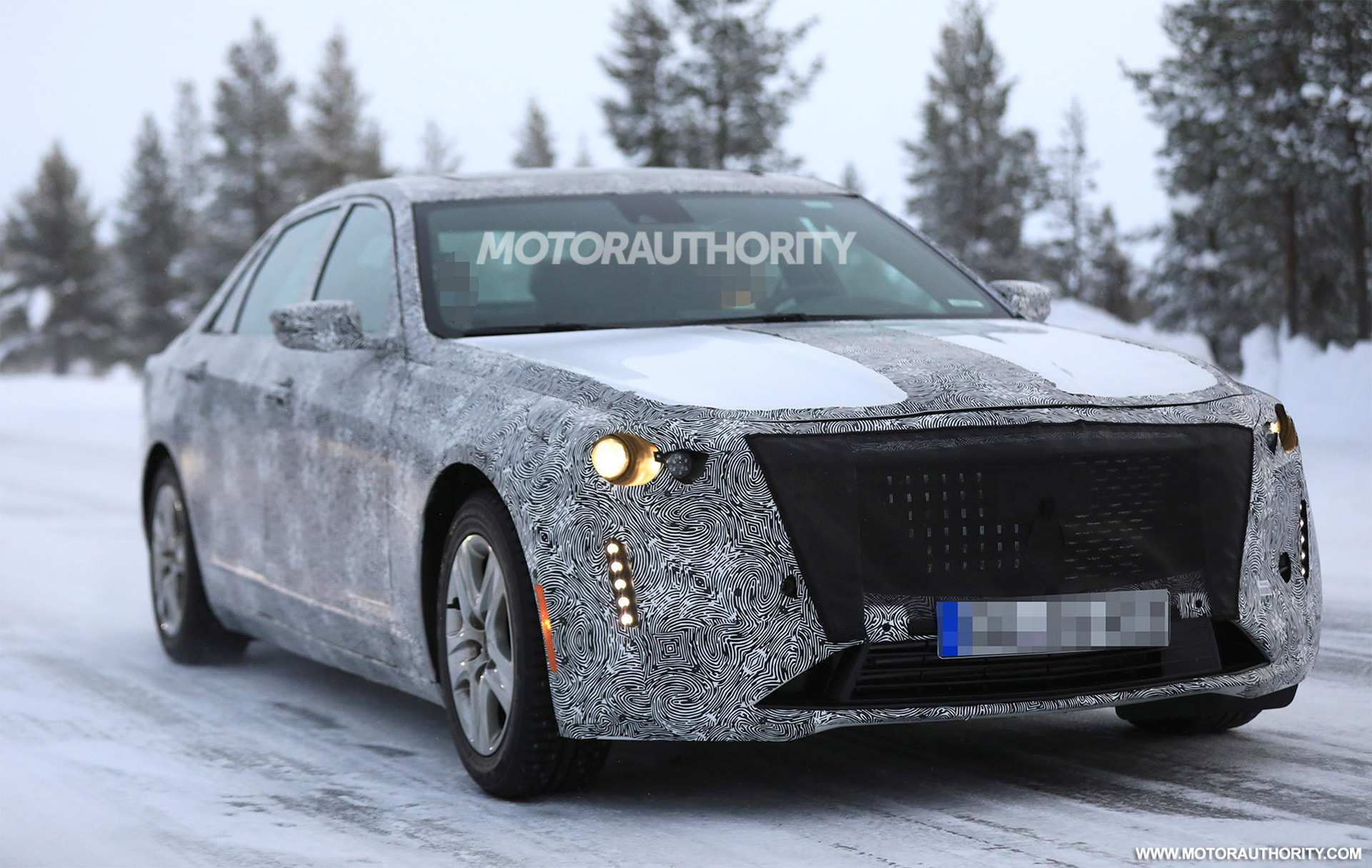 87 Gallery of Cadillac Spy Shots Pricing with Cadillac Spy Shots