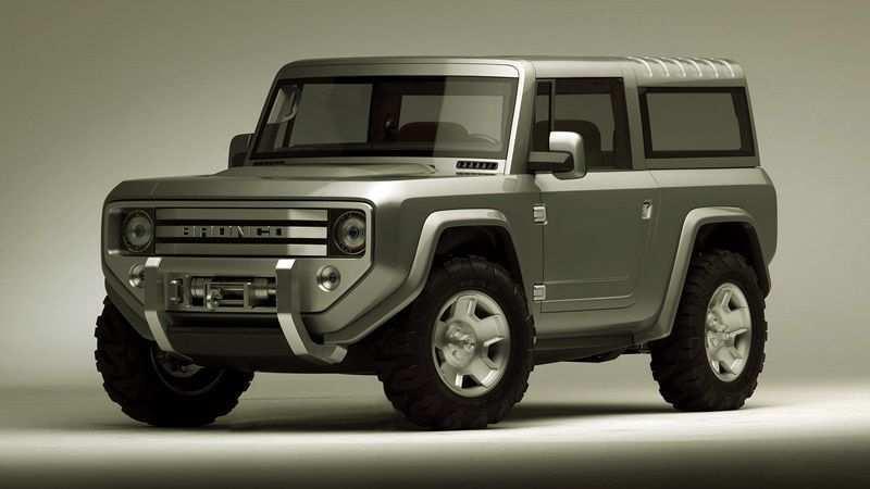 87 New Svt Bronco 2020 Exterior by Svt Bronco 2020