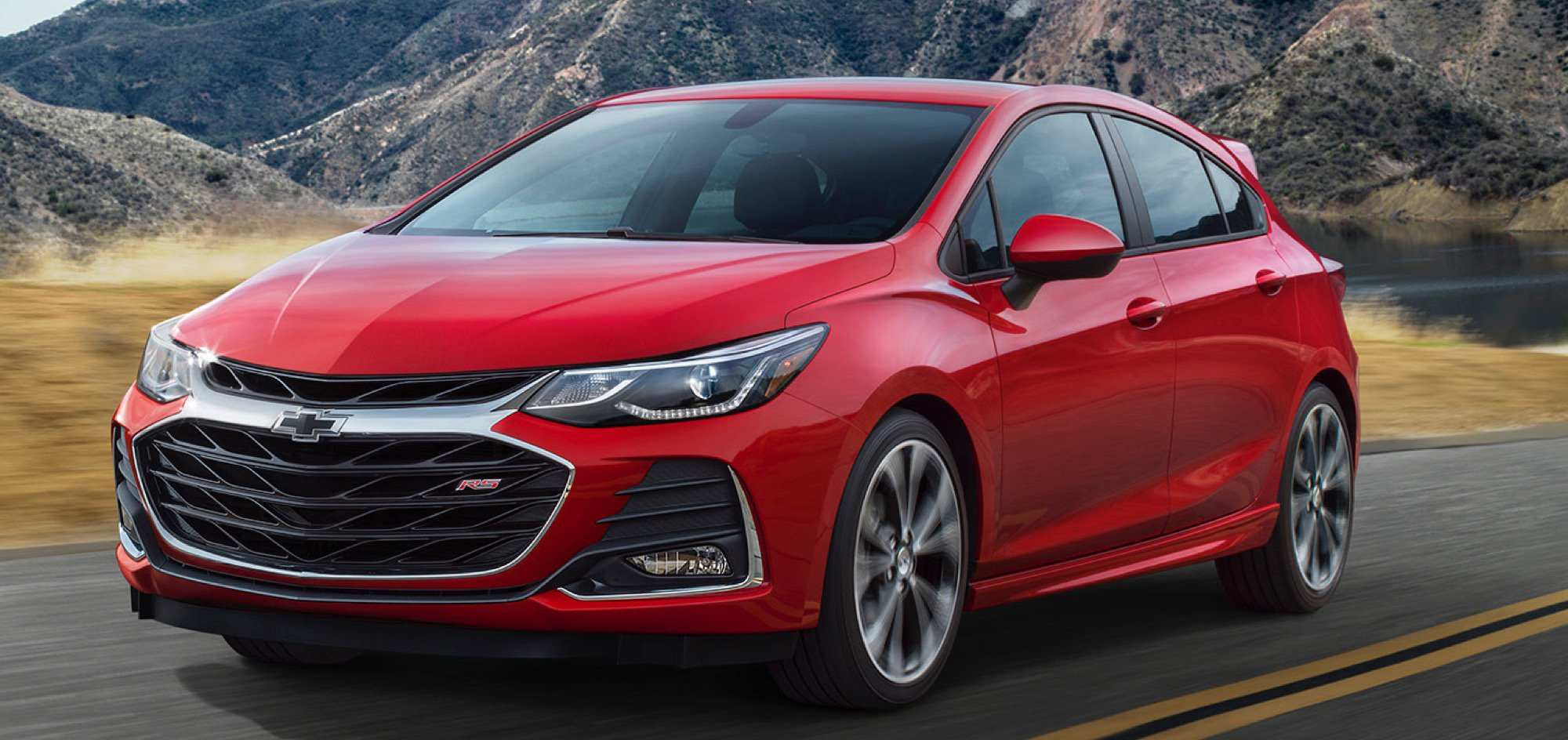 87 The 2020 Chevrolet Cruze Style with 2020 Chevrolet Cruze