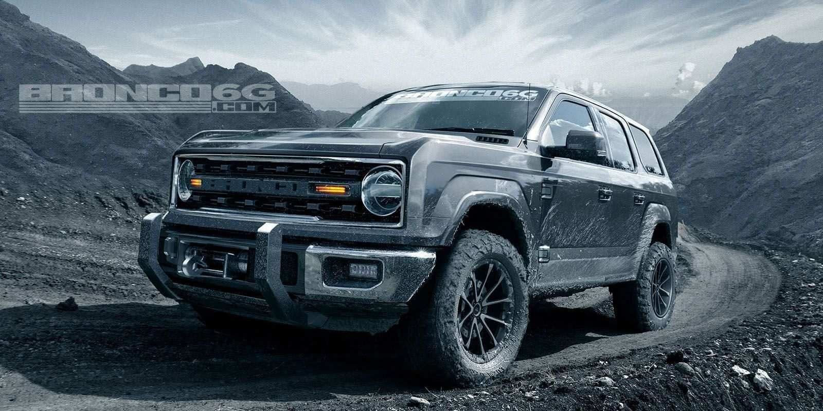 88 All New 2019 Ford Troller T4 Redesign and Concept for 2019 Ford Troller T4