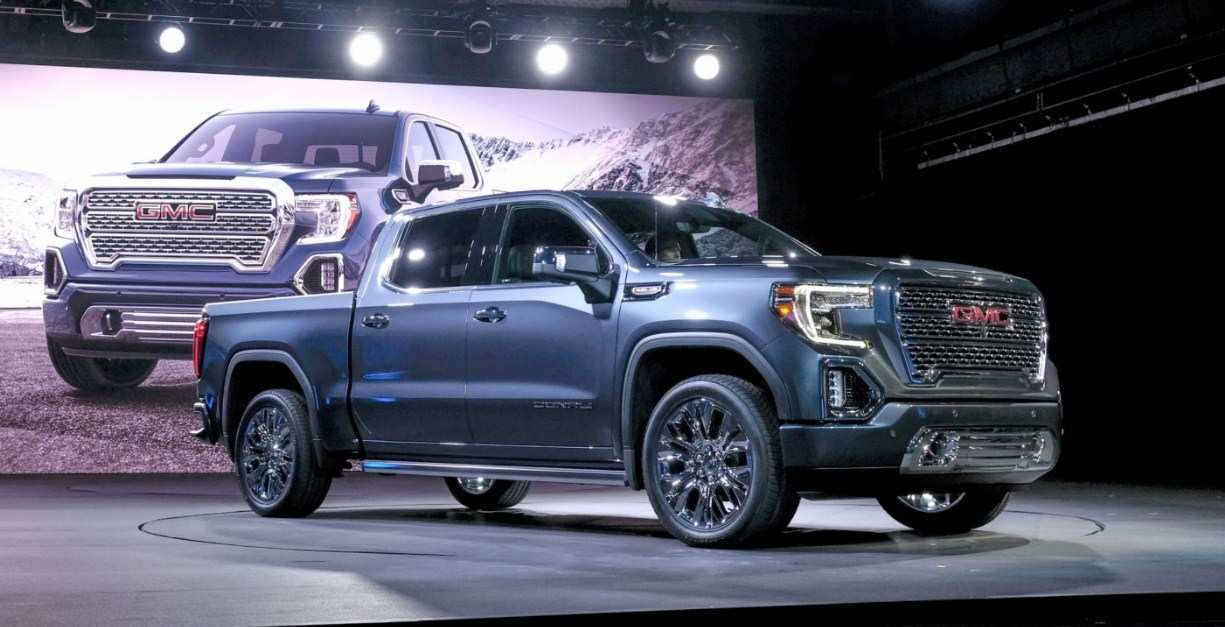 88 All New 2020 Gmc Sierra Concept Specs and Review with 2020 Gmc Sierra Concept
