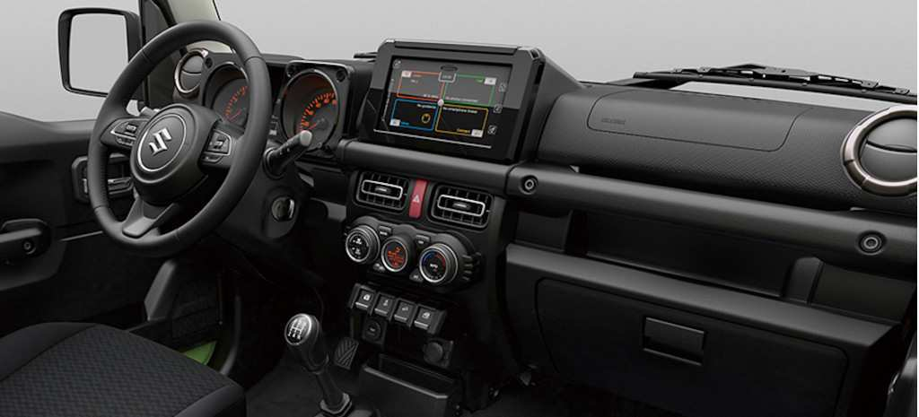 88 Best Review Suzuki Jimny Interior First Drive by Suzuki Jimny Interior