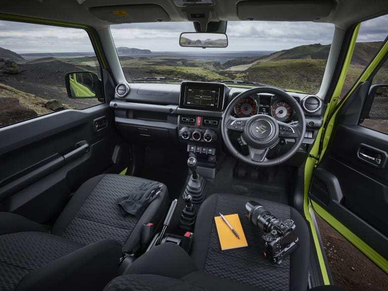 88 Best Review Suzuki Jimny Interior Performance and New Engine by Suzuki Jimny Interior