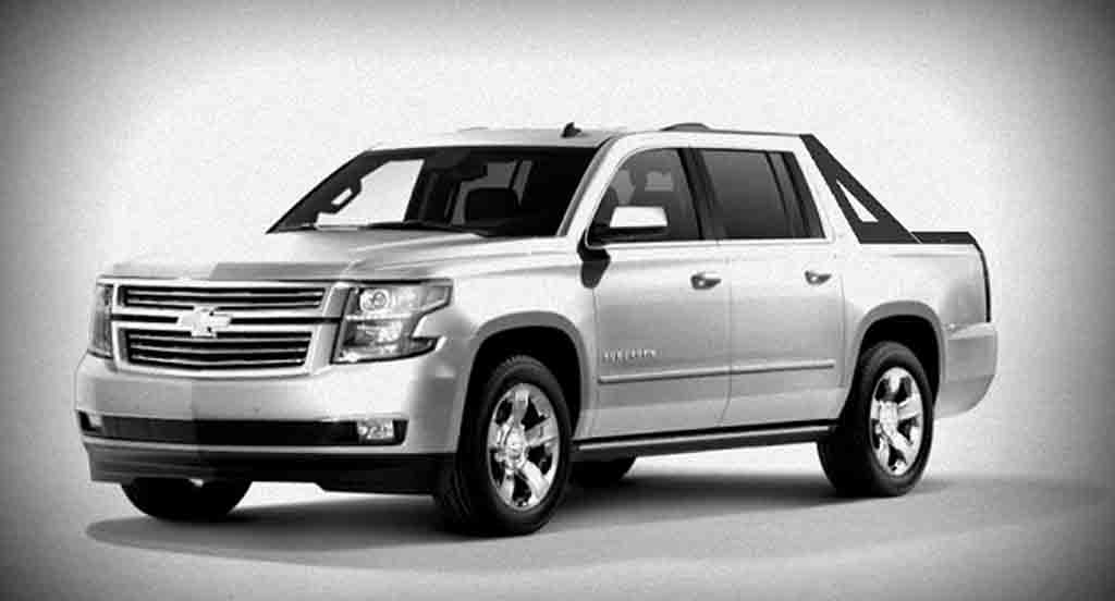 88 Concept of Chevy Avalanche Concept Spy Shoot by Chevy Avalanche Concept