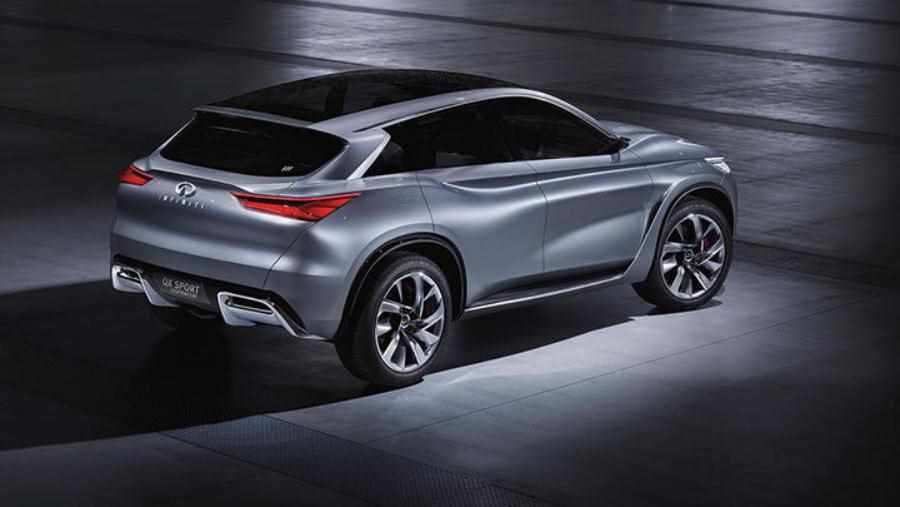 88 Gallery of Infiniti Qx70 Concept Review with Infiniti Qx70 Concept