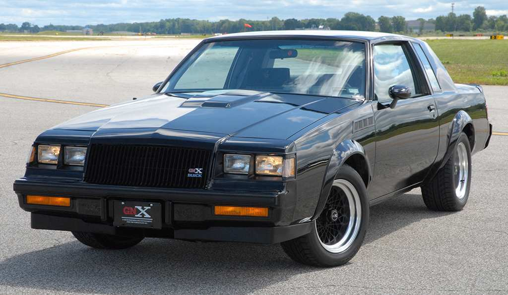 88 New Grand National Gnx Specs Concept with Grand National Gnx Specs