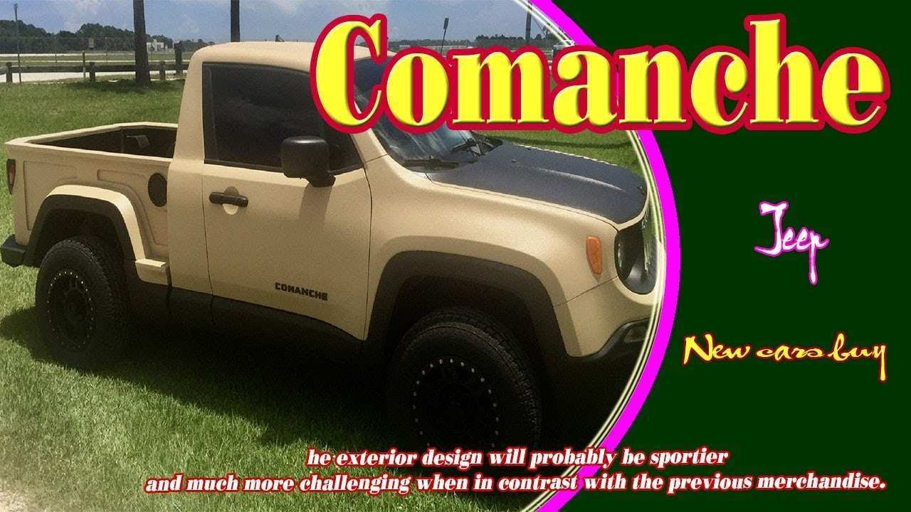 88 New Jeep Comanche Release Date Engine by Jeep Comanche Release Date