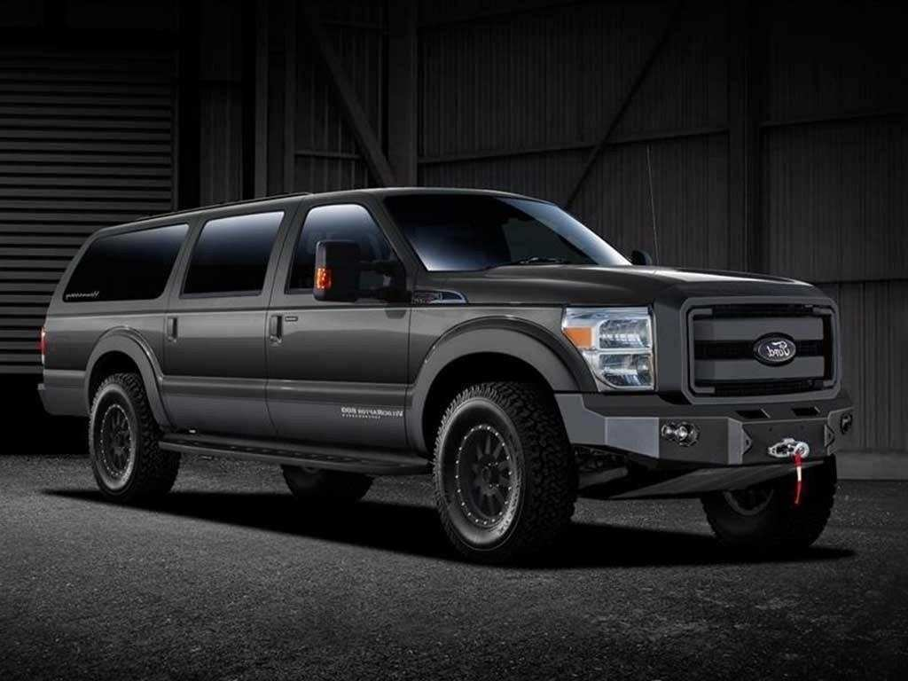 89 All New New Ford Excursion 2019 Redesign and Concept by New Ford Excursion 2019
