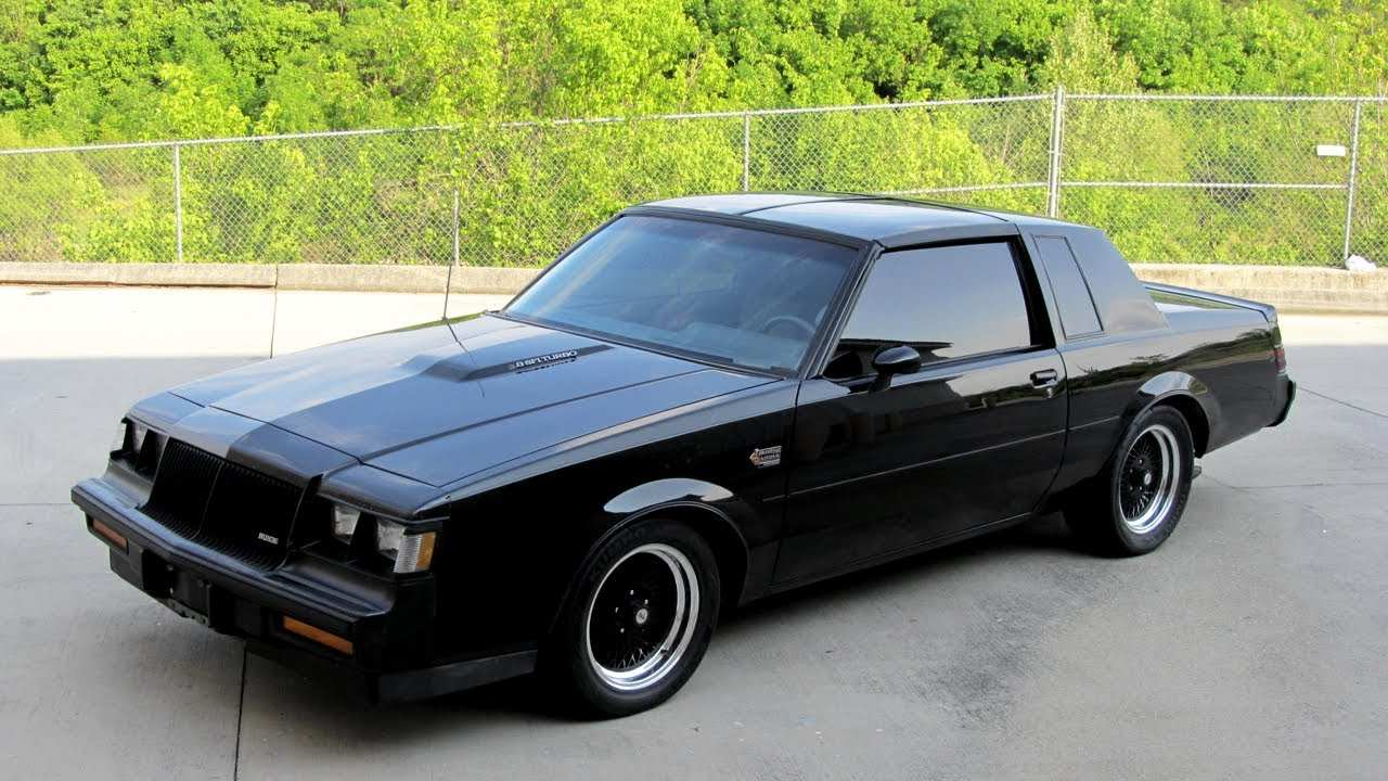 89 New Buick Grand National Pictures Performance by Buick Grand National Pictures