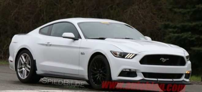 89 The 2019 Mustang Mach 1 Performance for 2019 Mustang Mach 1