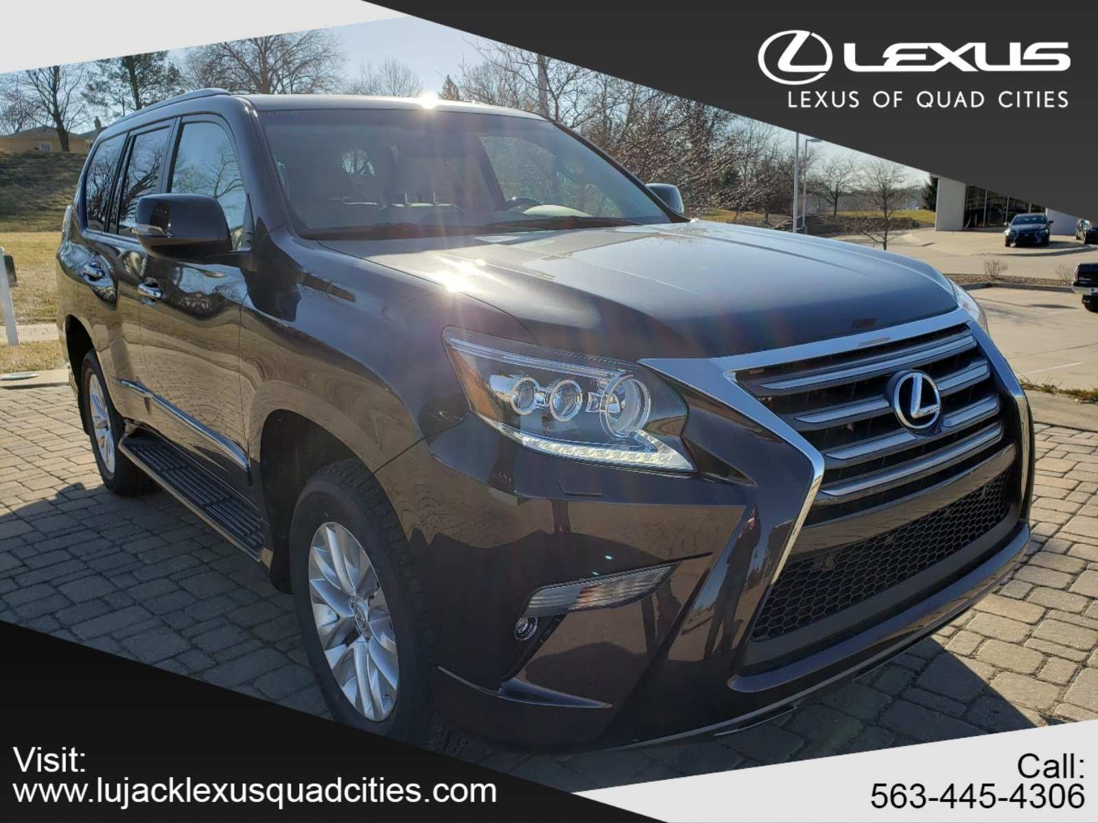 90 New 2019 Lexus Gx 460 Review with 2019 Lexus Gx 460