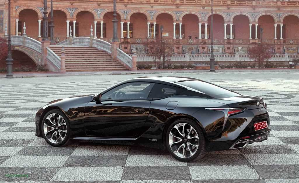 90 The 2019 Lexus Lf Lc Picture for 2019 Lexus Lf Lc