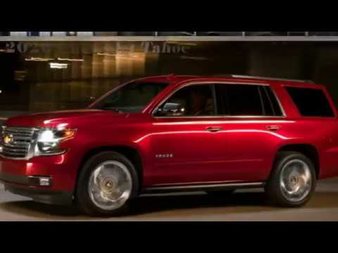 91 Best Review 2020 Chevy Tahoe Concept Pictures by 2020 Chevy Tahoe Concept