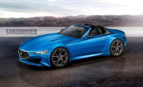 91 The 2019 Honda S2000 Wallpaper with 2019 Honda S2000