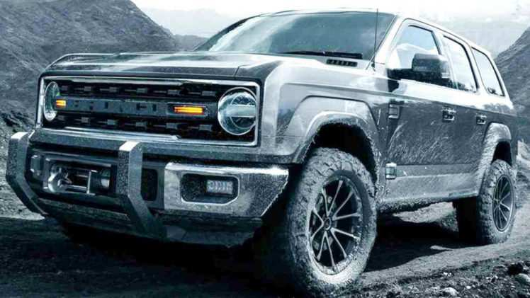 92 Great 2020 Bronco Pictures Exterior for 2020 Bronco Pictures