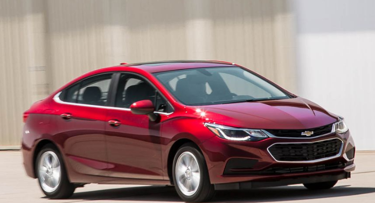 92 Great 2020 Chevrolet Cruze New Concept with 2020 Chevrolet Cruze