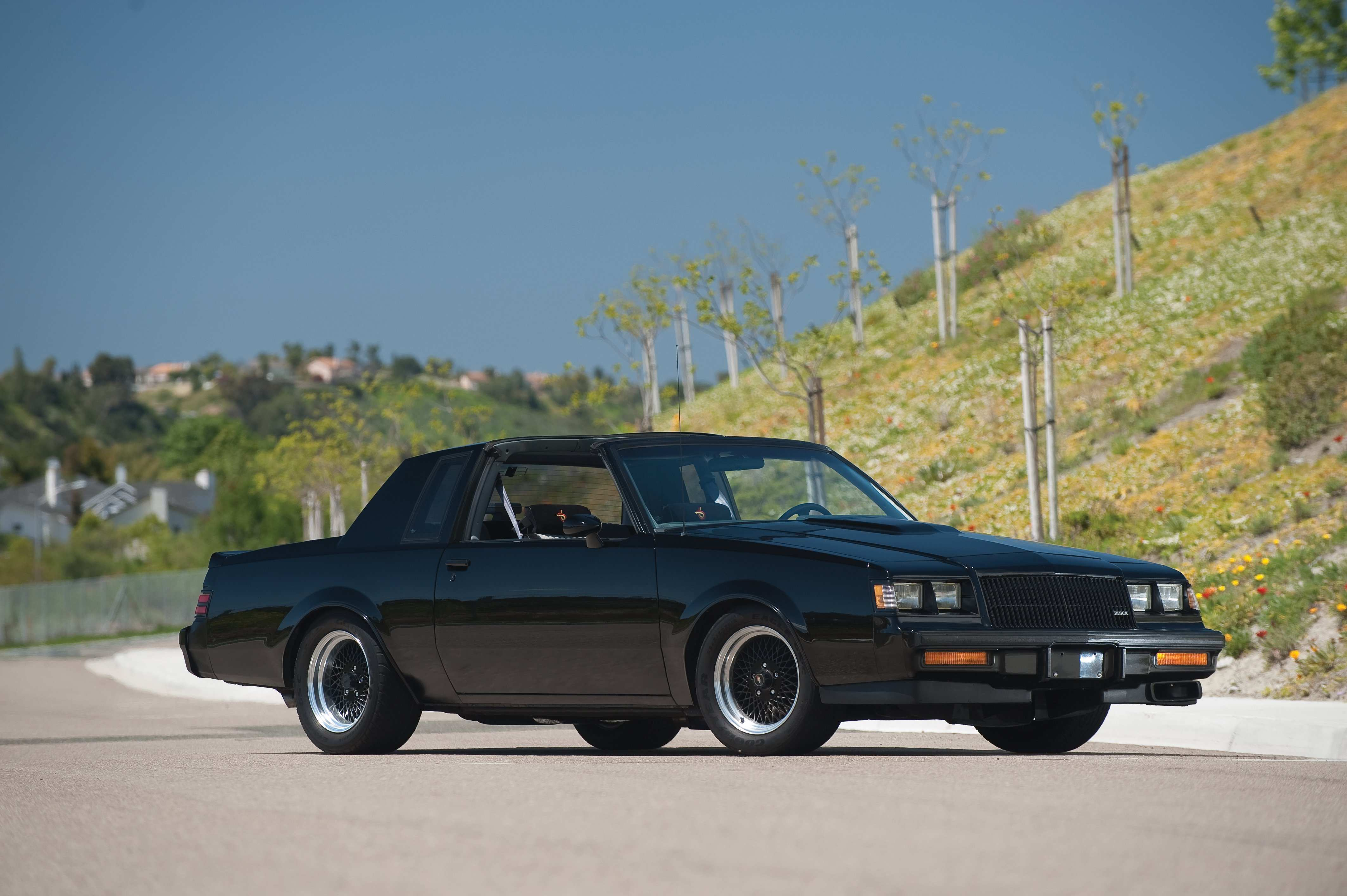 93 All New Grand National Gnx Specs Exterior with Grand National Gnx Specs