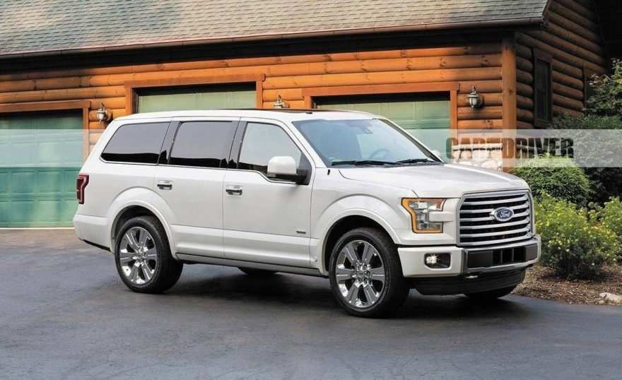 93 Best Review New Ford Excursion 2019 Performance for New Ford Excursion 2019