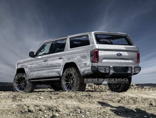 93 Gallery of Svt Bronco 2020 Specs and Review with Svt Bronco 2020
