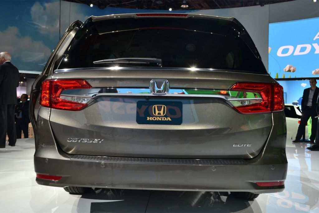 93 The 2018 Honda Pilot Spy Photos Spesification for 2018 Honda Pilot Spy Photos
