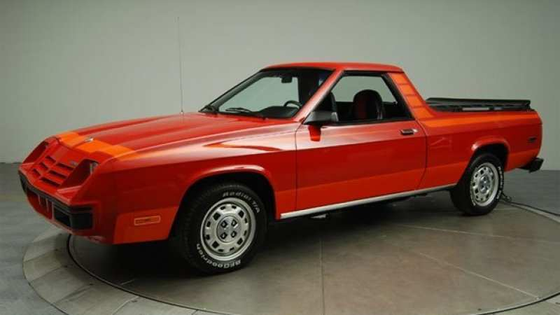 94 New 82 Dodge Rampage Configurations with 82 Dodge Rampage
