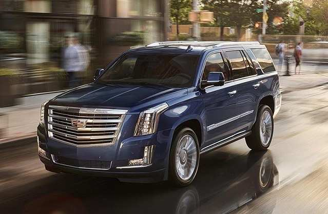 95 Great Escalade Redesign Price and Review with Escalade Redesign