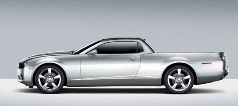 95 New Pictures Of The New Chevy El Camino Concept by Pictures Of The New Chevy El Camino