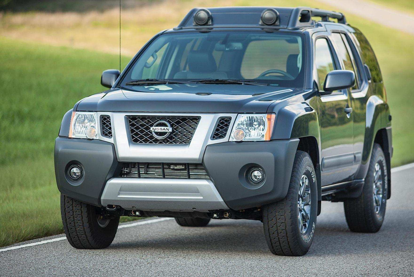 96 Great Xterra Concept Spesification with Xterra Concept