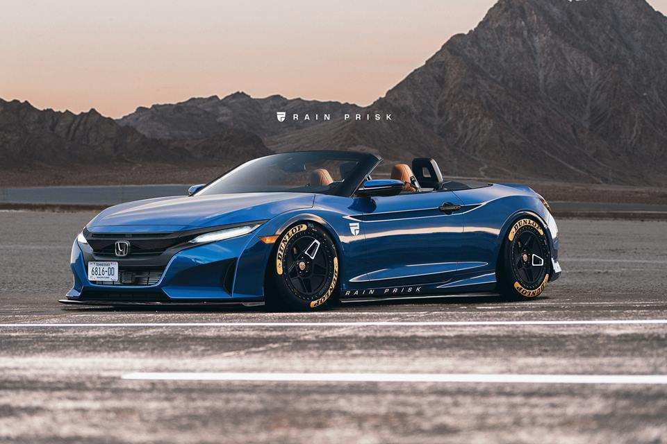 96 New 2019 Honda S2000 Configurations for 2019 Honda S2000