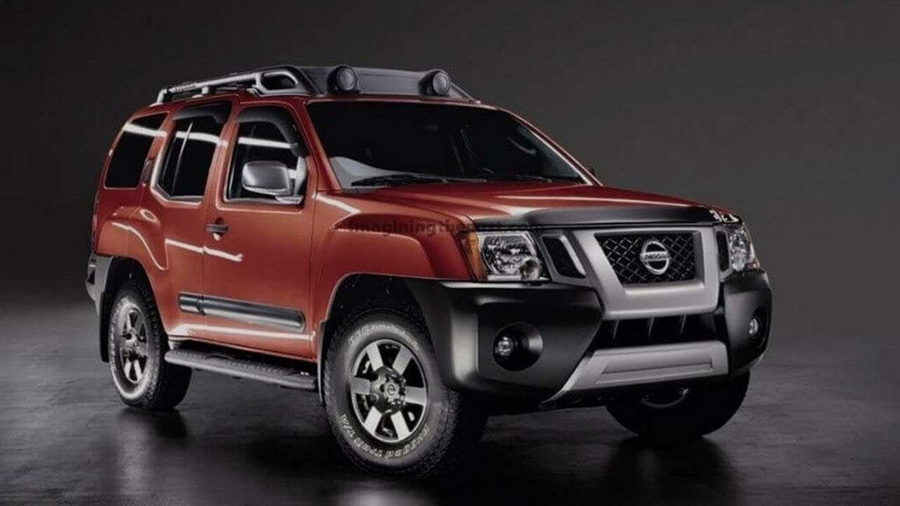 97 Gallery of Xterra Concept Configurations with Xterra Concept