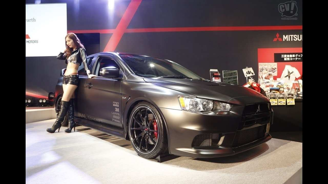 97 Great 2019 Mitsubishi Evo Picture with 2019 Mitsubishi Evo