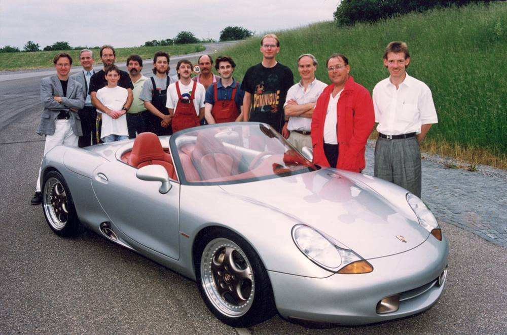 97 Great Porsche Boxster Concept Engine with Porsche Boxster Concept
