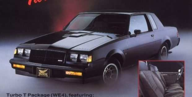 New Buick Grand National >> 98 The Pictures Of The New Buick Grand National Concept By