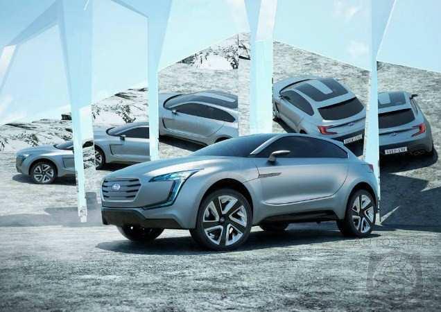 99 All New Subaru Tribeca Concept Reviews by Subaru Tribeca Concept