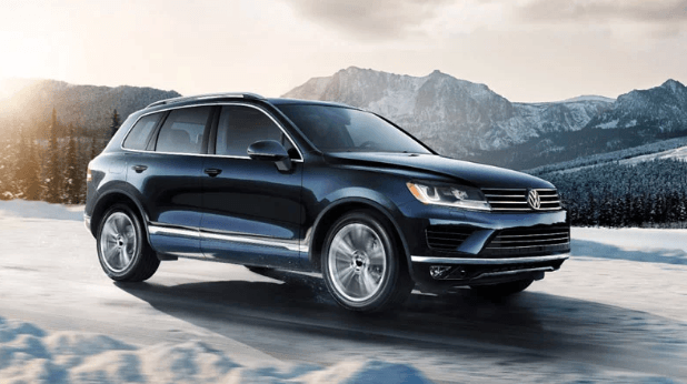 99 Concept of Touareg Redesign Rumors with Touareg Redesign