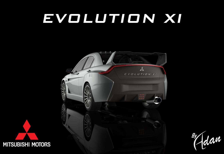 99 Gallery of New Mitsubishi Evo Xi Speed Test with New Mitsubishi Evo Xi