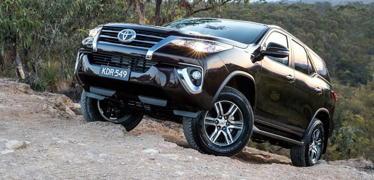 99 Gallery of Toyota Fortuner 2020 Reviews by Toyota Fortuner 2020