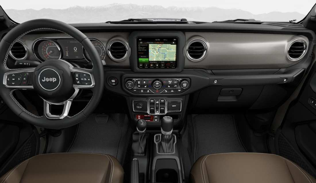 11 All New 2020 Jeep Gladiator Interior Price and Review by 2020 Jeep Gladiator Interior