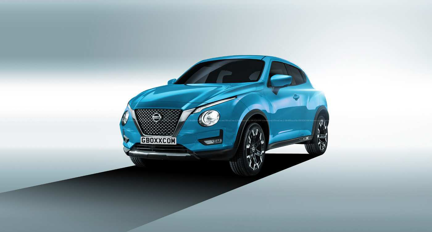 11 All New 2020 Nissan Juke Usa Specs by 2020 Nissan Juke Usa