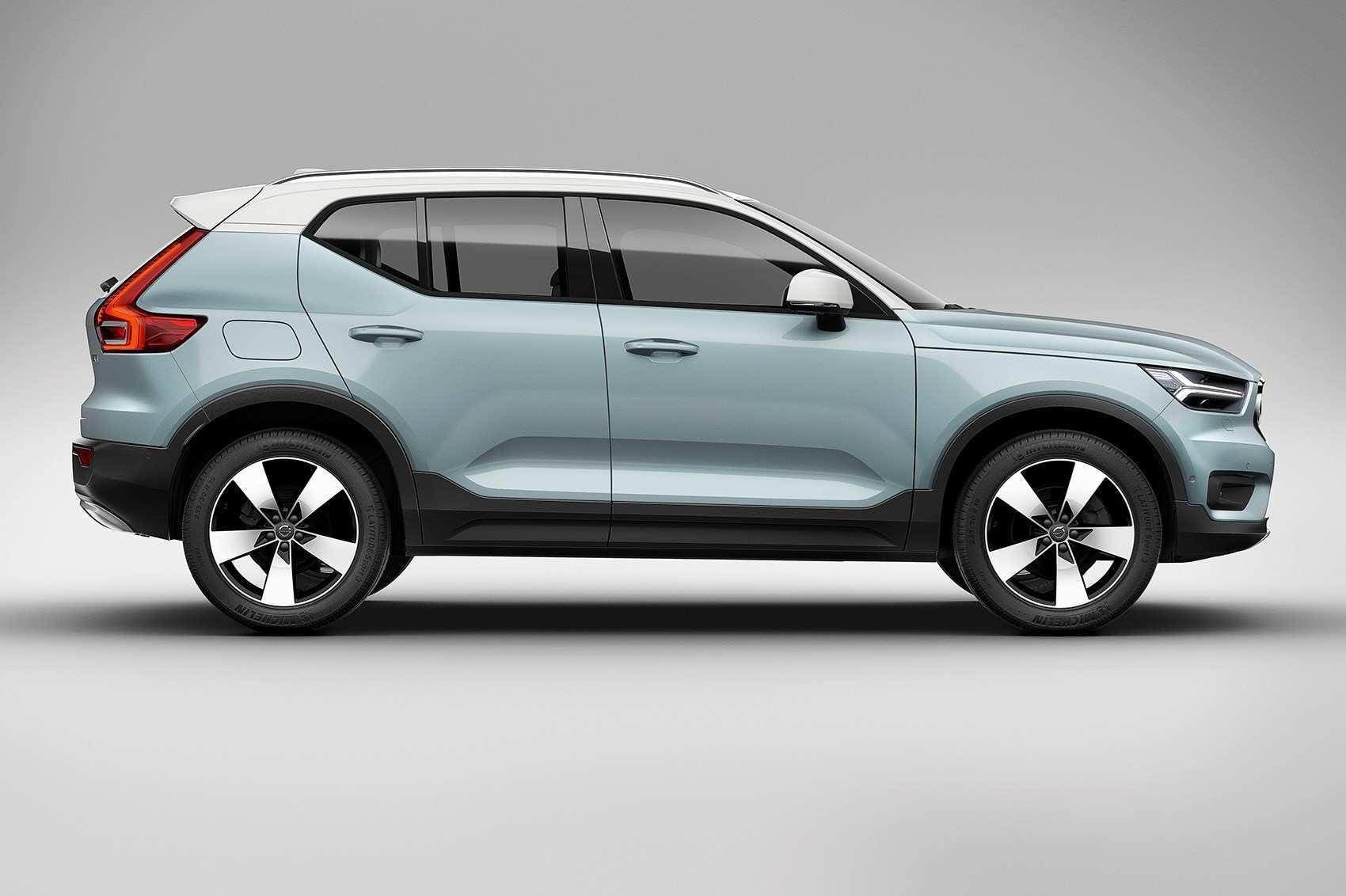 11 All New 2020 Volvo Xc40 Hybrid Reviews with 2020 Volvo Xc40 Hybrid