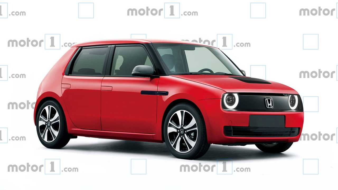 11 All New Honda Vehicles 2020 Concept with Honda Vehicles 2020