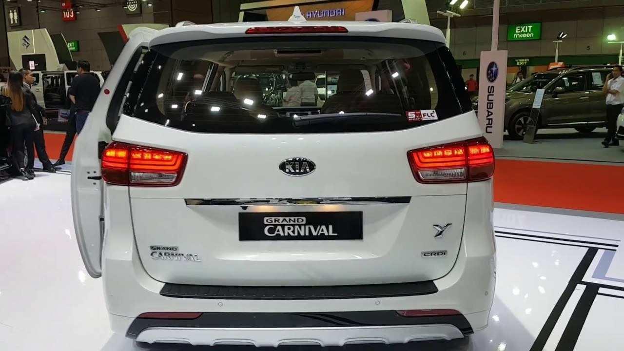 11 All New Kia Grand Carnival 2020 Photos with Kia Grand Carnival 2020